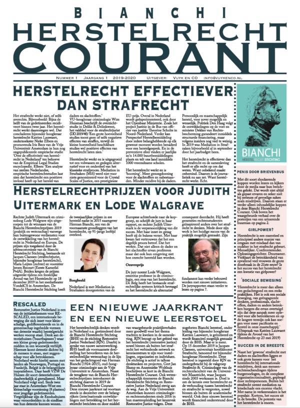 Bianchi Herstelrecht Courant
