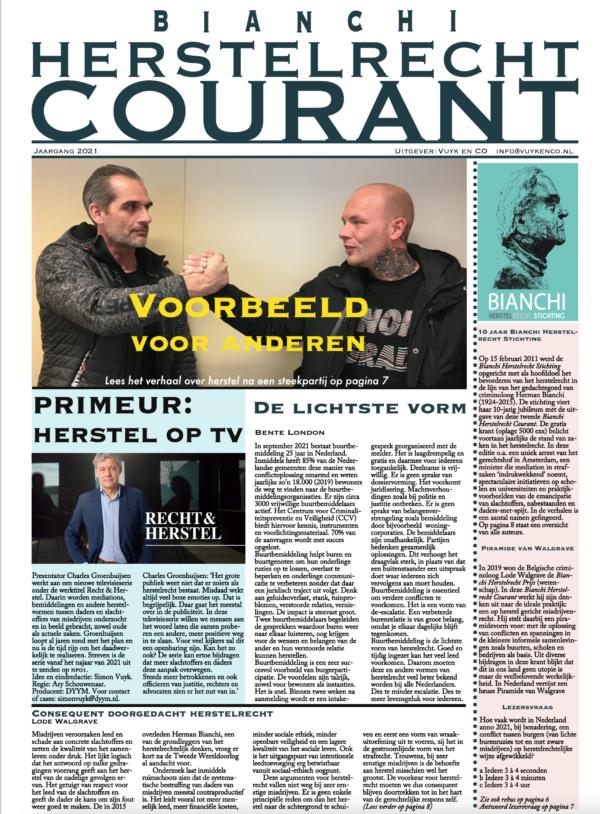 Bianchi Herstelrecht Courant nr2